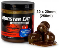 Monster Cat Glugged pelety 30x20mm 250ml