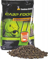 Tandem Baits Ultra fish pellet Black Halibut 4mm/1kg