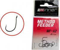 Háčik - chemicky brúsený - Professional Method Feeder