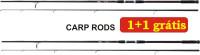 Zebco kaprové prúty Cool Carp 1+1 - 2,75lbs / 2 diely