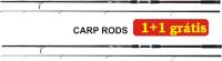Zebco kaprové prúty Cool Carp 1+1 - 3,5lbs / 2 diely