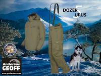 Geoff Anderson AKCIA - DOZER 5 a URUS 5 – zelený set