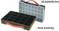 uzatvárateľný BOX na príslušenstvo 32,2x24x5,3cm