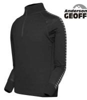 Geoff Anderson spodné prádlo Otara 150 top, f. black