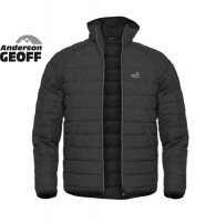 Geoff Andreson - bunda Dozer Liner čierna