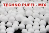 Techno puffi - Polystyrénové guličky