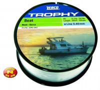 Zebco morský silón Trophy Boat - 300m
