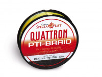 Quantum Quattron PTI- Braid yellow 300m