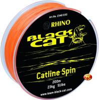 Prívlačová šnúra na sumca - Catline - oranžová