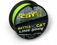 Sumcová šnúra - žltá - Battle Cat Line Spinning 300m
