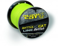 Sumcová šnúra - žltá - Battle Cat Line Baitfish 1000m