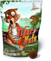 Boilies na kapre - Tiger's Nuts