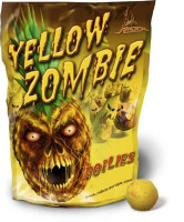 Radical Quantum Boilies Yellow Zombie