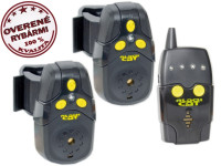 Black Cat, vibračné signalizátory s príposluchom 2 + 1