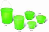 Uzatvárateľná plastová nádoba na červy - Zebco