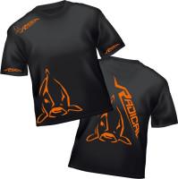 Quantum Radical rybárske tričko