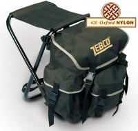 Zebco rybárska stolička s batohom