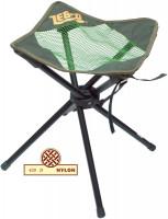 Rýchlorozkladacia rybárska stolička trojnožka