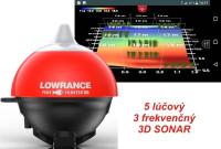 Lowrance FishHunter 3D - Nahadzovací sonar