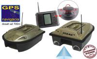 PRISMA 5 - zavážacia loďka so sonarom a GPS