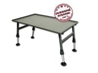 Pevný kovový stolík XXXL 80x50cm výška 50cm