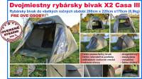 SPORTS - Bivak X2 Casa III