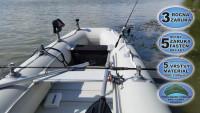 Čln Sportex Shelf s úchytmi na príslušenstvo