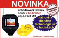 LUCKY, FF518 sonar, hodinkový bezdrôtový sonar