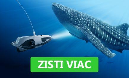 ponorka s darčekom