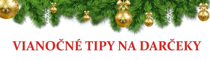 vianočné tipy na darčeky
