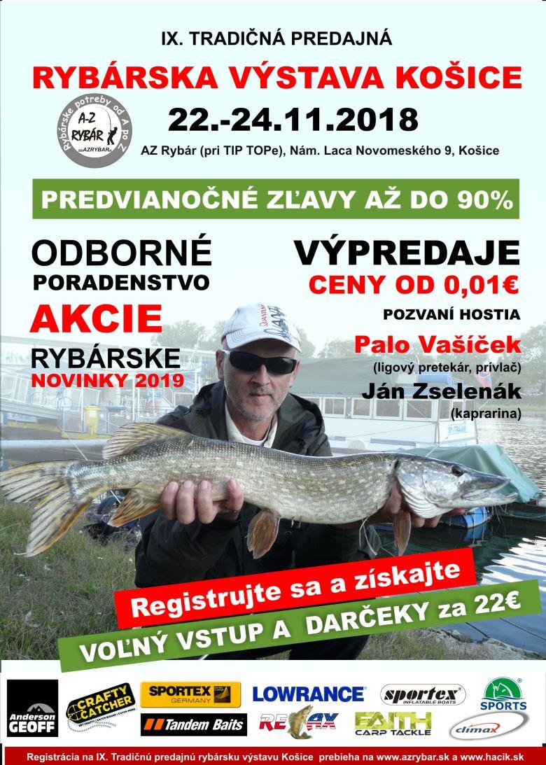 Registrujte sa na 9. tradičnú rybársku výstavu - Aktuality - A-Z ... a421feccac