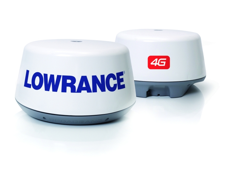 Lowrance radar 4G BB Kit