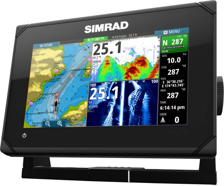 SIMRAD GO7 Chirp/DSI