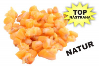 Vákuová varená kukurica - 1kg balenie QANTICA