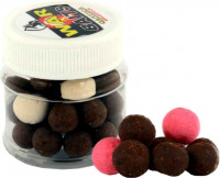 Mini boilies 10mm + pop up QANTICA 50ml