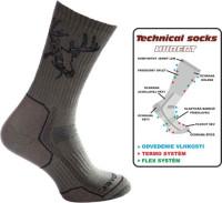 Hubert - Poľovnícke ponožky
