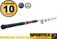 SPORTEX - Turbo Cat Fireball, TC 1908-190cm /170-300g