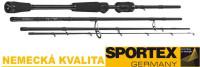 Prívlačové udice SPORTEX Nova Ultra Light Travel