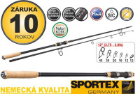 Kaprové udice SPORTEX Paragon Carp Old School