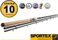 SPORTEX matchkový prút Float Light