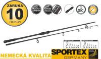 Kaprové udice SPORTEX Competition Carp CS-4 - 2diel