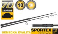 Kaprové prúty Sportex Advancer Carp - 2 dielne