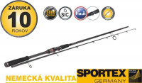 Prívlačové udice SPORTEX Revolt Ultra Light - 2diel
