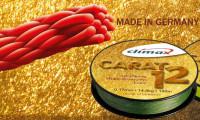 Rybárska šnúra 135m Climax Carat 12 - olivová
