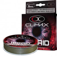 Pletená šnúra Climax iBraid 135m - zelená