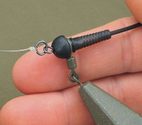 Tandem Baits FC Carp swivels with ring