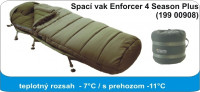 Tandem Baits spací vak Enforcer 4 season plus 220x90cm