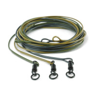 Tandem Baits Hardcore Leader Ring Swivel