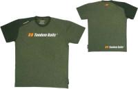 Rybárske tričko s krátkym rukávom Tandem Baits