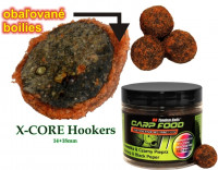 Tandem Baits Super Feed X Core hookers 14/18 200ml